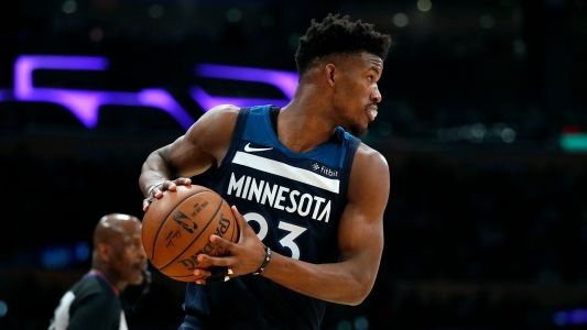 Timberwolves reportedly shutting down Jimmy Butler trade inquiries
