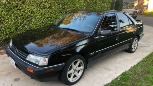 At $3,500, Could This 1989 Peugeot 405 Mi16 be the Quirkiest Daily Driver Deal There is?