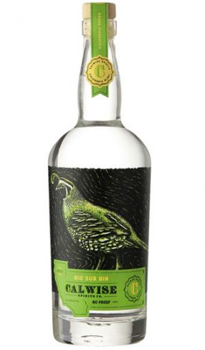 Drink of the Week: Calwise Spirits Big Sur Gin
