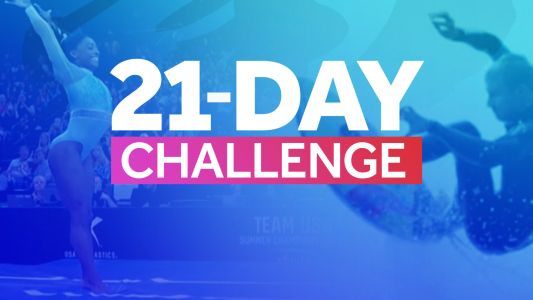21-Day Challenge: Olympian Debbie Meyer on how to make your workouts stick