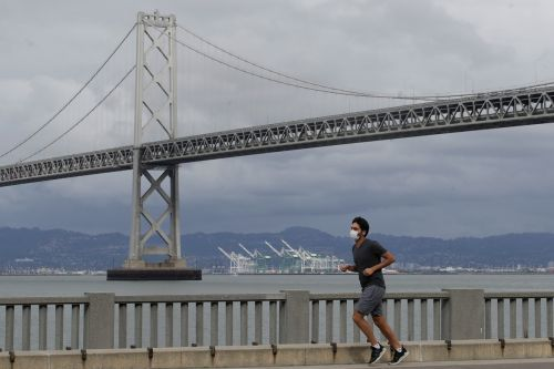 California says range of activities - including gyms and bars - can reopen soon