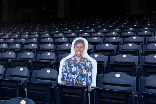 Several MLB teams looking to fill seats with cardboard cutouts