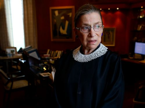 Ruth Bader Ginsburg once left dinner with Obama to hit the gym - here's what her ex-special forces trainer says about working out with her