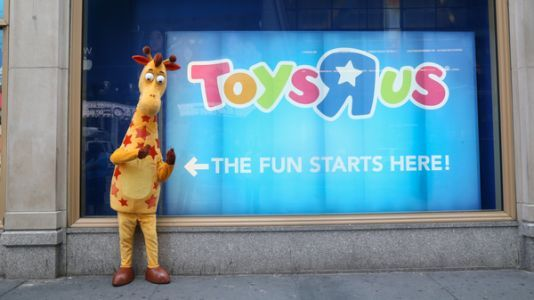 Ahead Of The Holiday Season, Toys 'R' Us Files For Bankruptcy Protection