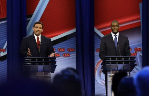 5 Takeaways From Andrew Gillum's Masterful Debate Dismantling Of Ron DeSantis