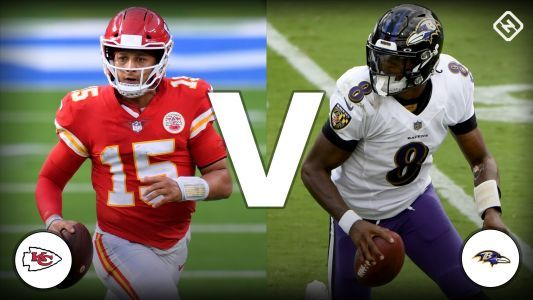 What channel is Chiefs vs. Ravens on today? Schedule, time for 'Monday Night Football' game in Week 3