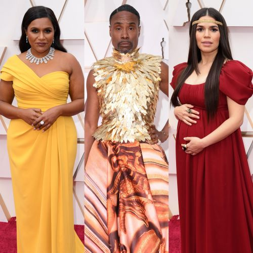 In All Their Glory, the Best and Worst Dressed Celebs at the 2020 Academy Awards