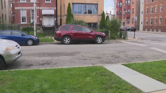 Woman carjacked after dropping daughter off at school in Humboldt Park