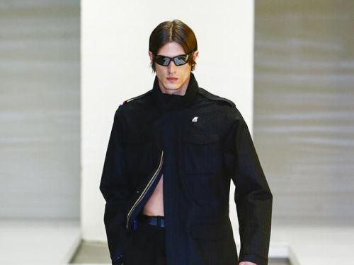 K-Way Presents Autumn/Winter 2021 Collection During Milan Fashion Week