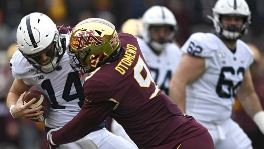 How Penn State's loss to Minnesota impacts Big Ten, College Football Playoff picture