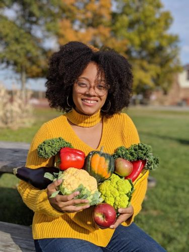Open Fridge: Inside Teen Vegan Sensation Haile Thomas's Refrigerator