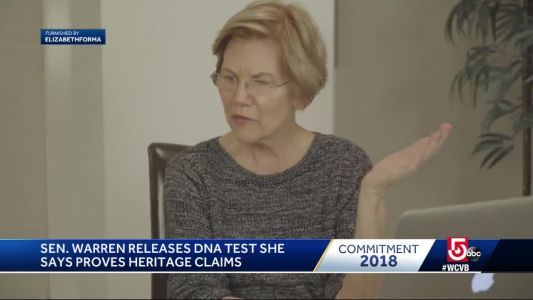 'Strong evidence' Warren has Native American heritage in her family tree, expert says