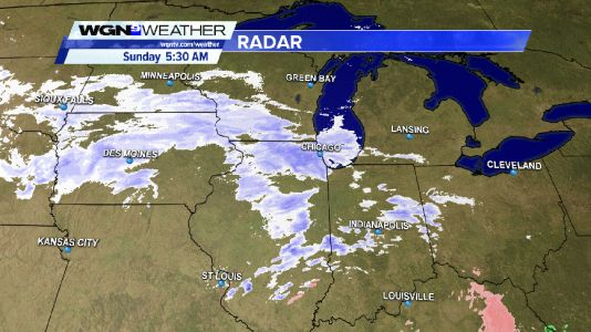 Accumulating snow today - Winter Weather Advisory far west and north portions of the Chicago area