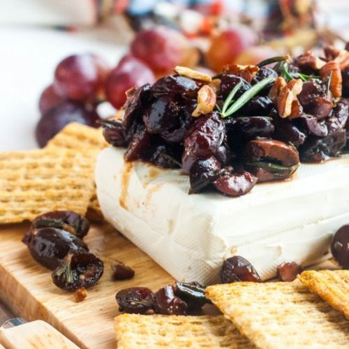 Cranberry Olive Tapenade