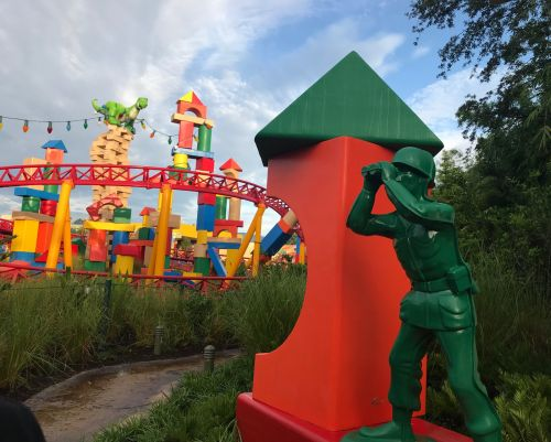 There's actually more than one Toy Story Land - here's how the parks around the world compare