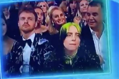 Grammys 2020: Billie Eilish caught pleading 'Please don't be me' before fifth win