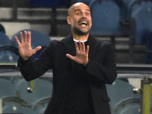 'Sleep and it can get complicated' - Guardiola happy to forget about Champions League while European giants struggle