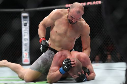 UFC Hamburg co-main event breakdown: Wrestling key to Glover Teixeira vs. Corey Anderson?