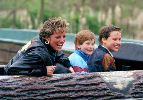 Prince William says he felt 'pain like no other' after Princess Diana's death