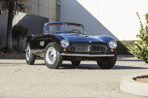 A Rare 1959 BMW 507 Series II Roadster Will Grace The Bonhams Scottsdale Auction