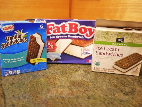 We tried 3 grocery store ice cream sandwich brands side-by-side - here's the only one you should buy