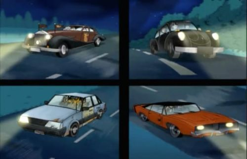 Let's Remember The Great Cars Of The Venture Brothers