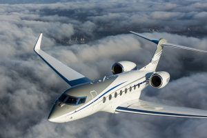 Gulfstream G650ER flies from New Jeresy to Dubai in record time