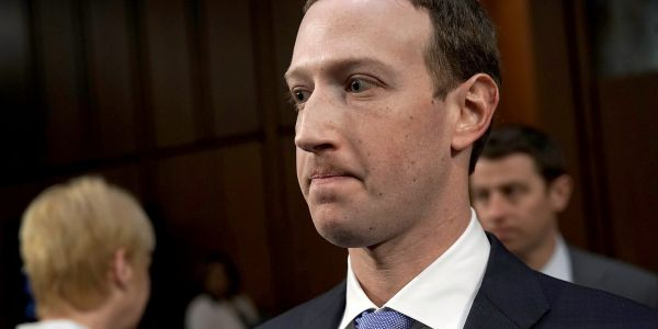 Mark Zuckerberg says Facebook won't ban holocaust deniers because it wants to give people 'a voice'