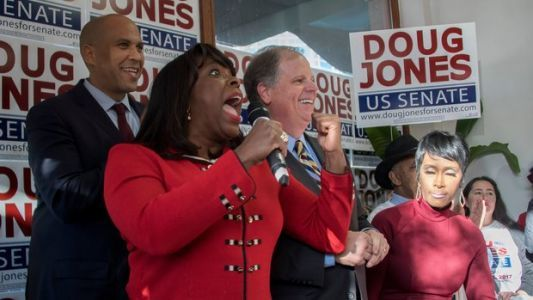 Black Women Played A Big Part In Doug Jones' Surprise Victory In Alabama