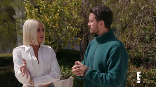 Dream Team! Scott Disick Gives Khloé Kardashian Advice for Remodeling Her Pool