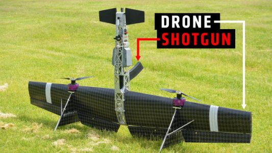 Russia's Shotgun-Wielding Drone is the Flying Nightmare You Didn't Know You Had