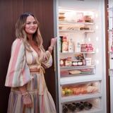 Start Your Spring Cleaning Off Right With Chrissy Teigen's Refrigerator Organization Tips