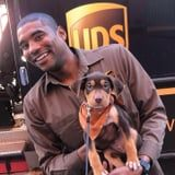 "This UPS Driver Takes Photos With Dogs on His Route, and It's the Definition of ""Puppy Love"""