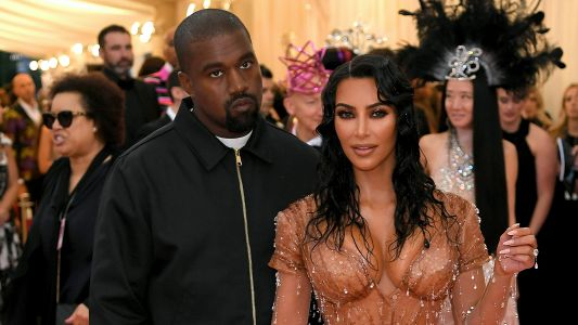 The First Photo of Kim Kardashian and Kanye West's Son Will Give You Baby Fever