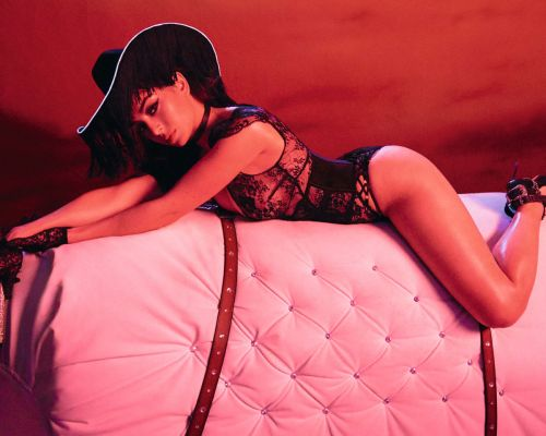 Charli XCX Stars in Agent Provocateur's Holiday Campaign