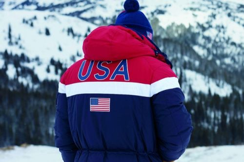 Ralph Lauren Releases Team USA Collection & Unveils Olympic Opening Ceremony Uniforms