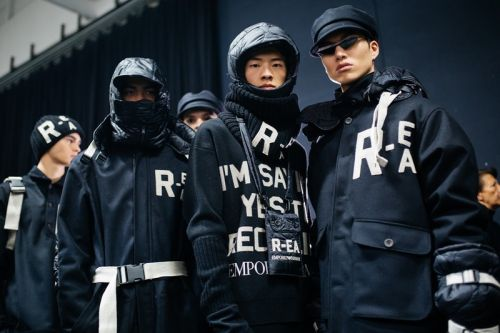 How Armani's R-EA Collection Sets a New Standard for the World of Luxury Fashion