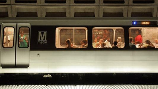 One DC Metro Train Derailed Three Times In A Day