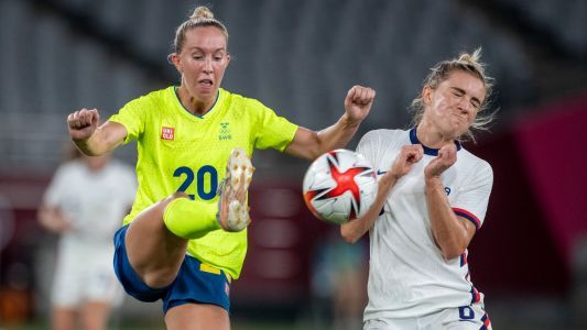 USWNT's humbling Olympic loss to Sweden should be wakeup call, but chase for gold is still on