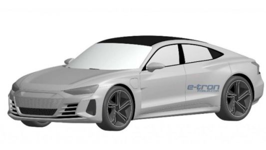 The Electric 2020 Audi E-Tron GT Should Look Just Like the Concept Car