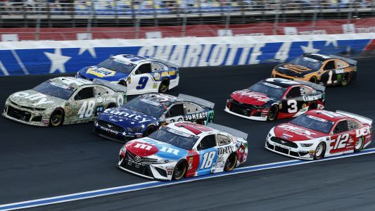 NASCAR lineup at Charlotte: Starting order, pole for Coca-Cola 600