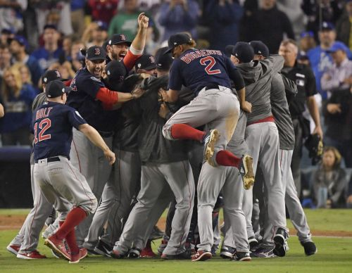 World Series champion Red Sox set date for visit to Trump's White House
