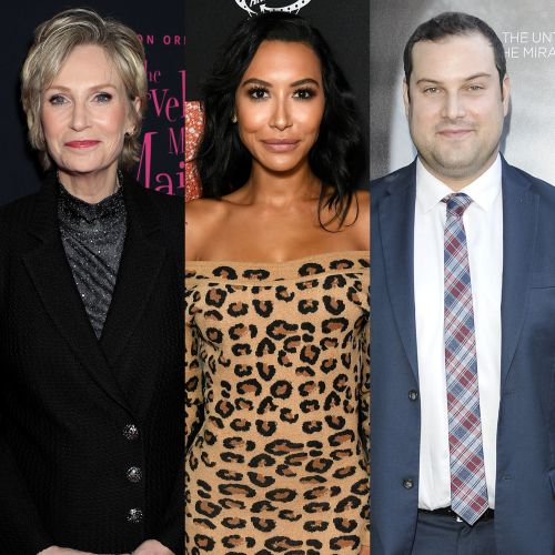 'Glee' Stars and Celebrities React to Naya Rivera's Death - Jane Lynch, Max Adler and More