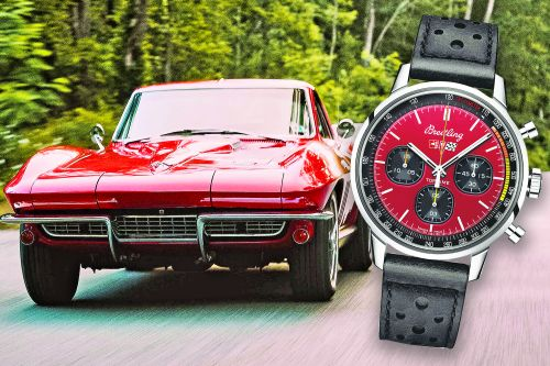 Breitling speeds ahead with classic car-themed watches for 2021