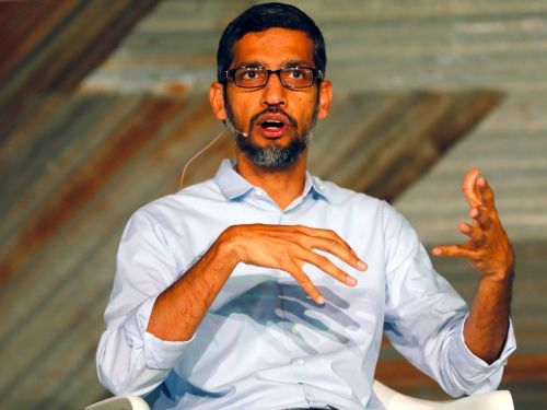 Google CEO Sundar Pichai is going to be grilled by Congress for the first time next week