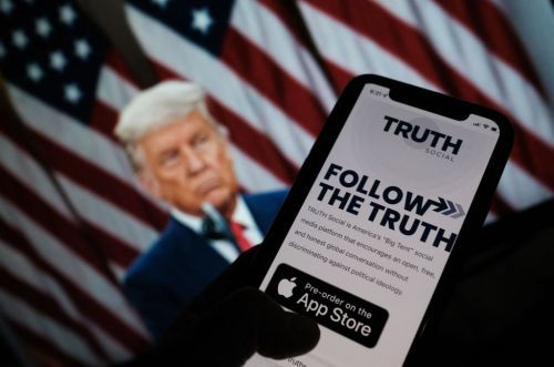 Donald Trump Claims He's Starting A 'TRUTH' Social Media Platform 'To Stand Up To The Tyranny Of Big Tech'