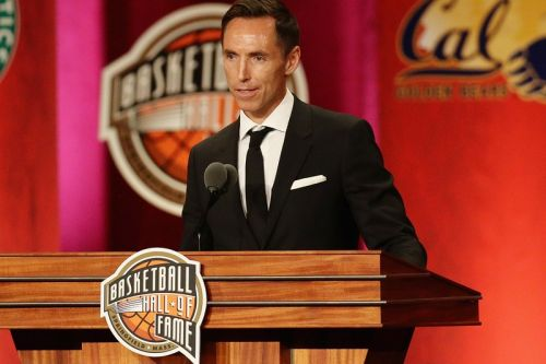 Steve Nash Named New Head Coach of Brooklyn Nets