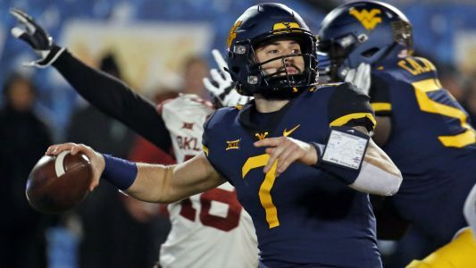 Mountaineers QB Will Grier will skip Camping World Bowl to focus on NFL Draft