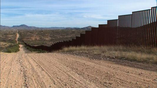 Trump says position on border wall 'has never changed or evolved'