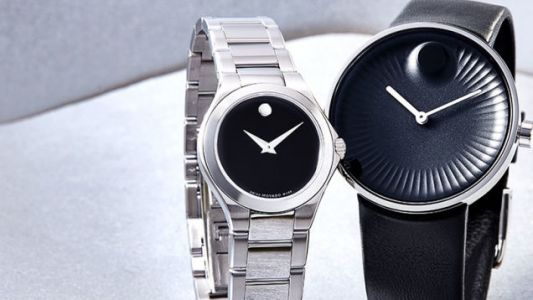Time's Almost Up on This One-Day Movado Sale